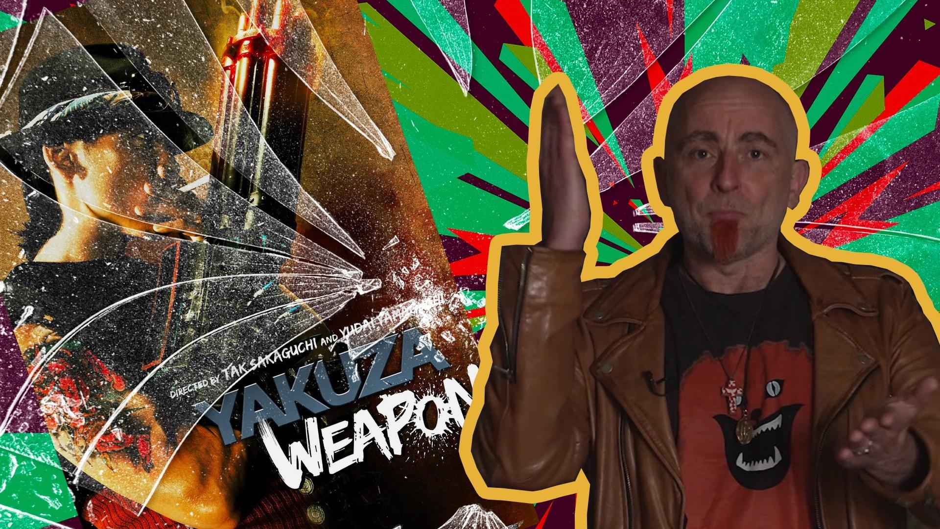 Rurik empitche Yakuza Weapon